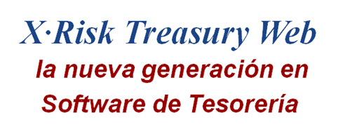 X·Risk Treasury software Finanzas