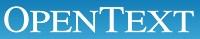 OpenText software Business Intelligence / CPM