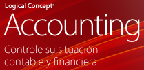 Logical Concept® Accounting software Finanzas