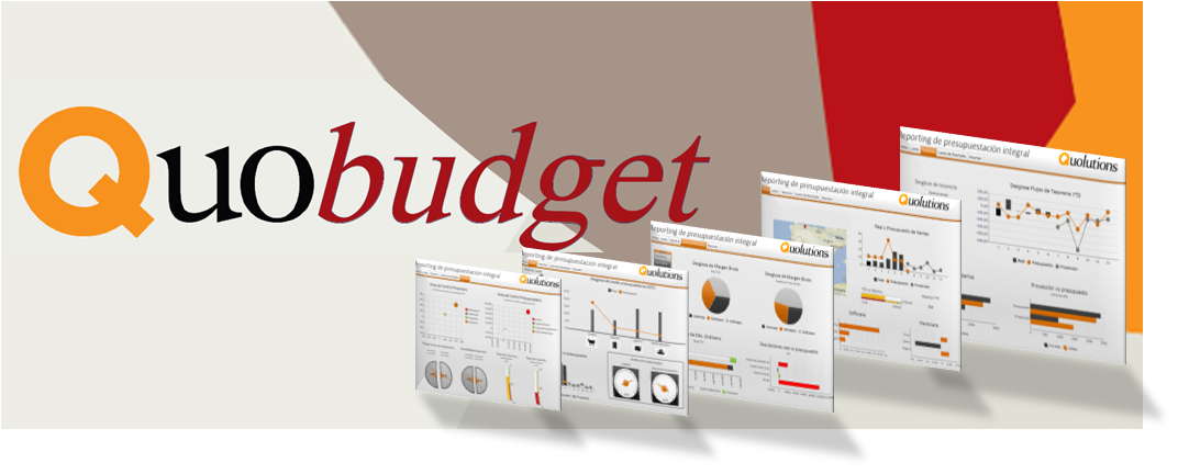 Quobudget software Business Intelligence / CPM