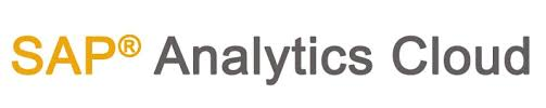 SAP Analytics Cloud (Business Intelligence) software CRM