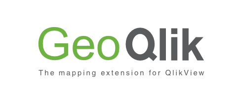 Geo Qlik software Business Intelligence / CPM