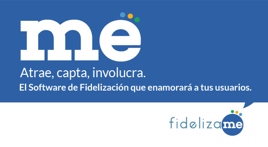 fidelizaME software Comercial (e-Commerce)