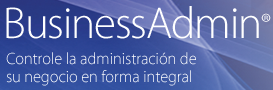 BusinessAdmin® software Finanzas