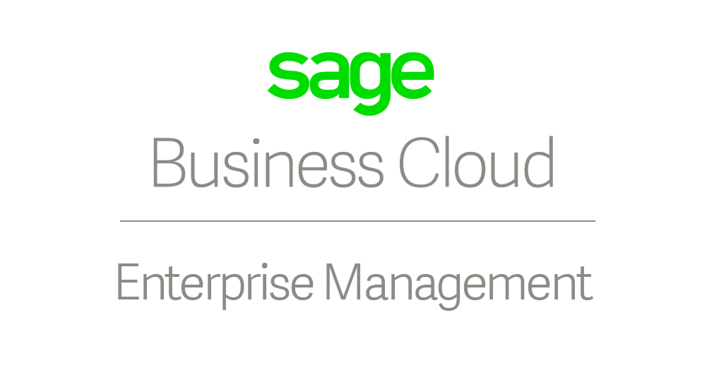 Sage Enterprise Management software ERP