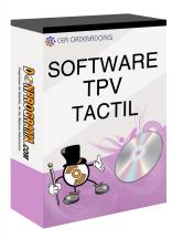 CEA TPV Táctil software Comercial (e-Commerce)
