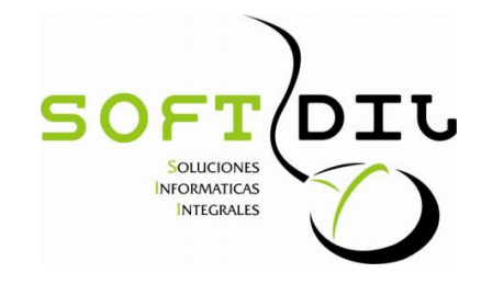 Encimeras Softdil software Comercial (e-Commerce)