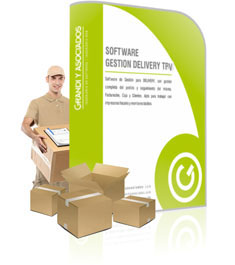 Software para Delivery software  Otros específicos